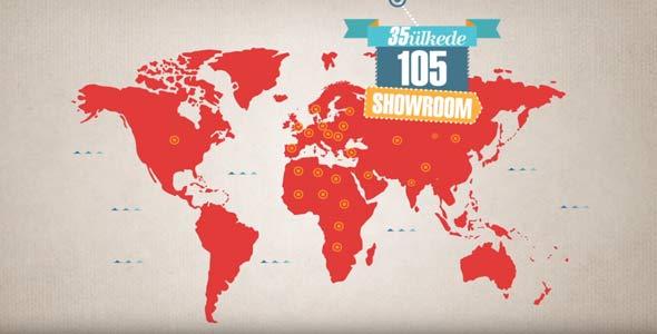 infografik video sunum